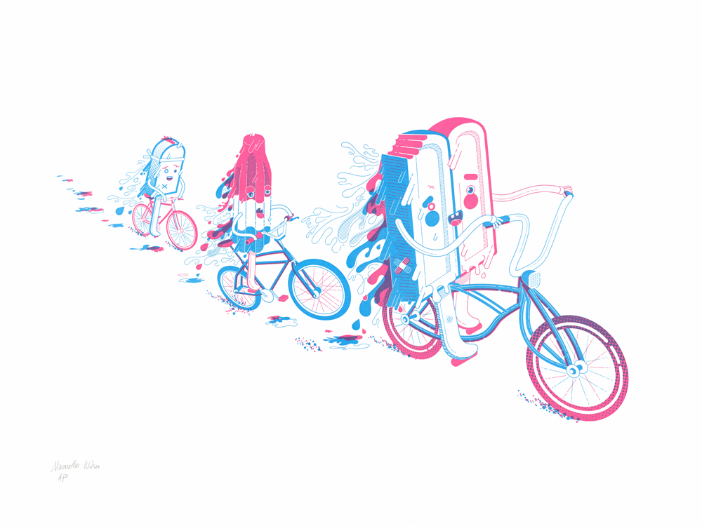 The Pop-Cycle Gang
