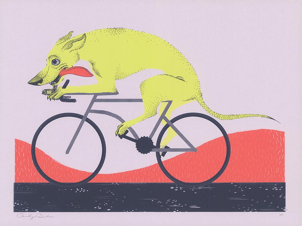Ride, Dog, Ride!