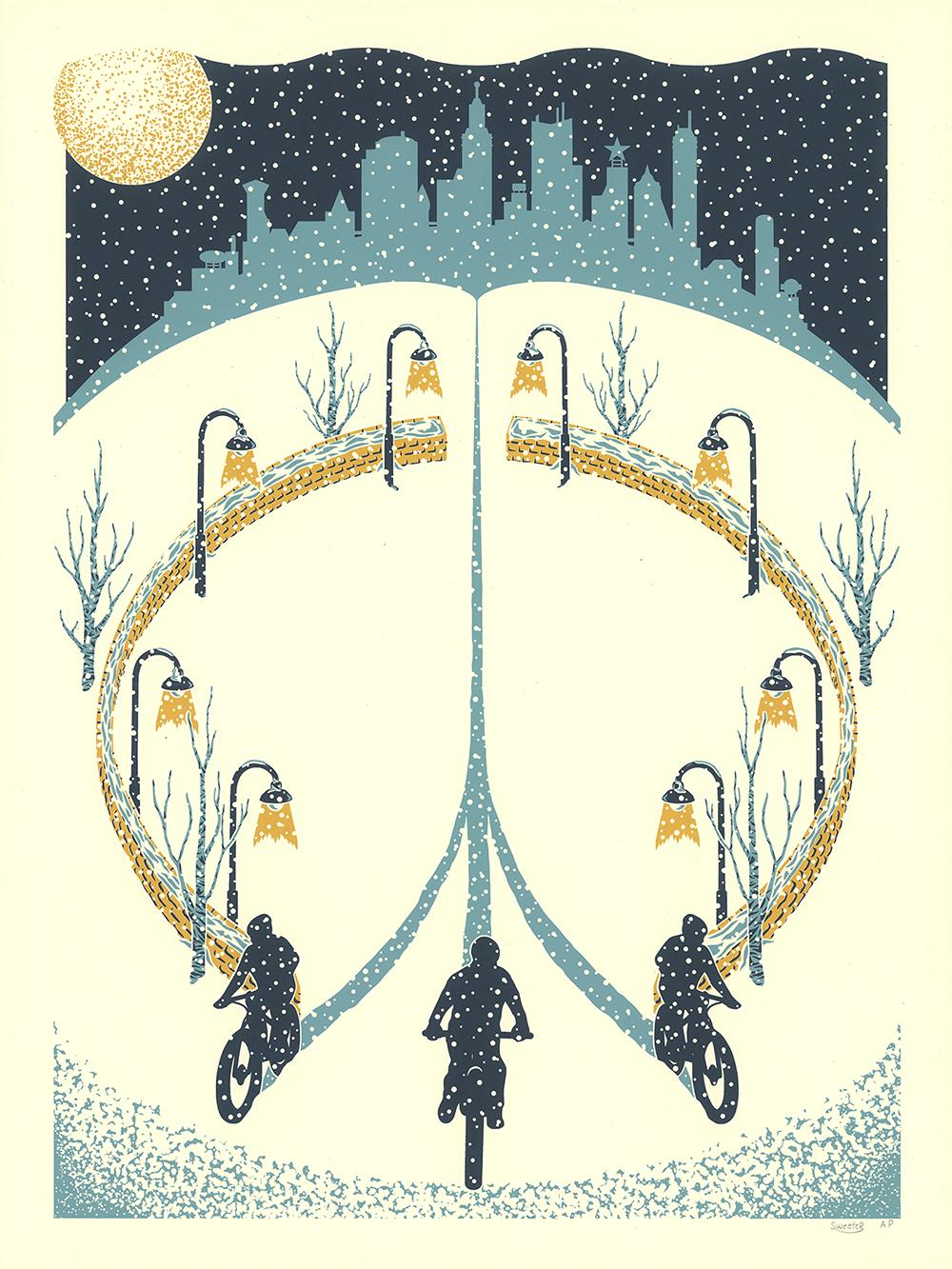 Peaceful Ride