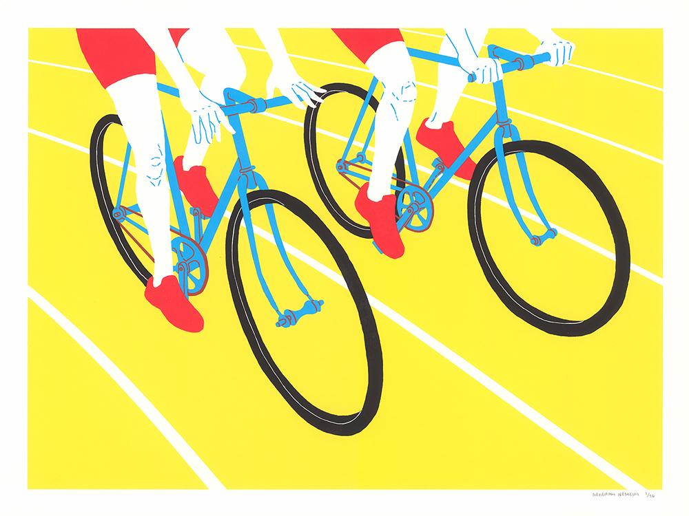 Velodrome Riders