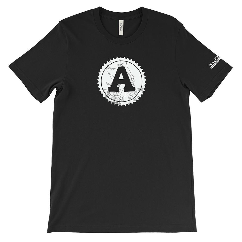 Unisex T-Shirt: Black