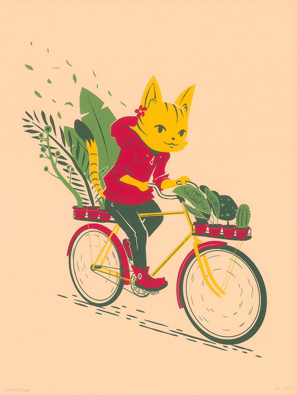 The Ride of Spring