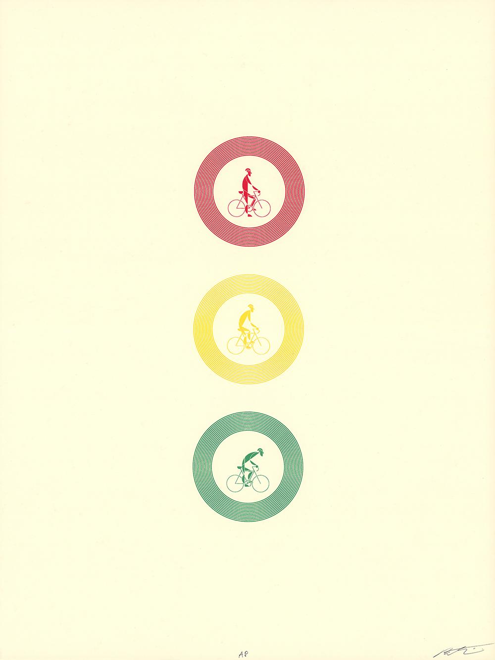 Stop Light, Rider!