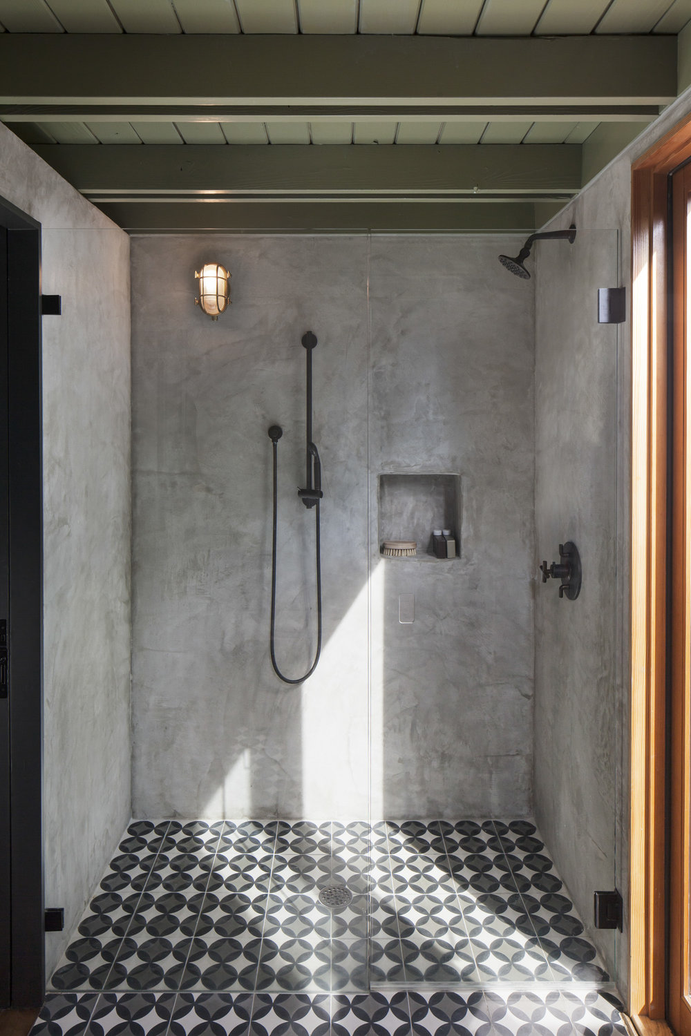 Elizabeth-Baird-Architecture-Garner Pool and Casita- casita bathroom shower.jpg