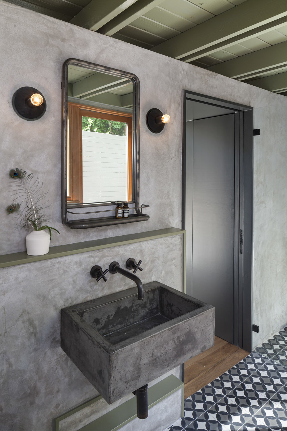 Elizabeth-Baird-Architecture-Garner Pool and Casita- casita bathroom sink.jpg