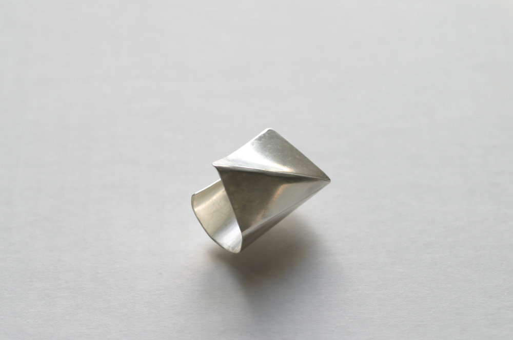 Elizabeth Baird Architecture-Jewelery-folded ring.jpg