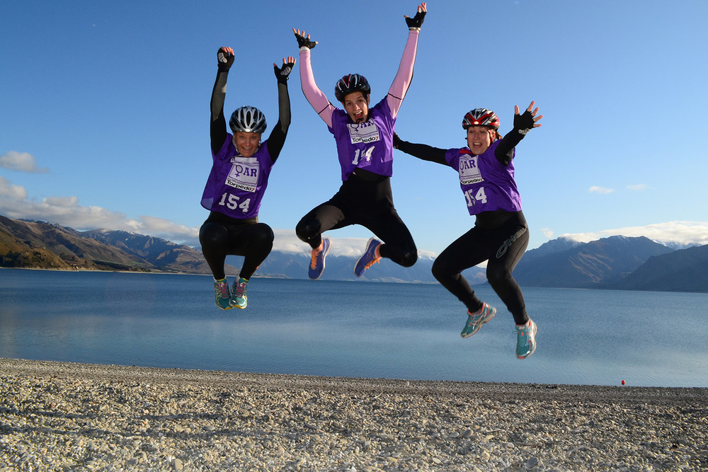 Torpedo 7 Spring Challenge   All girl adventure race   SOUTH ISLAND            NORTH ISLAND    2015 Wanaka Results            2015 Wanaka Photos