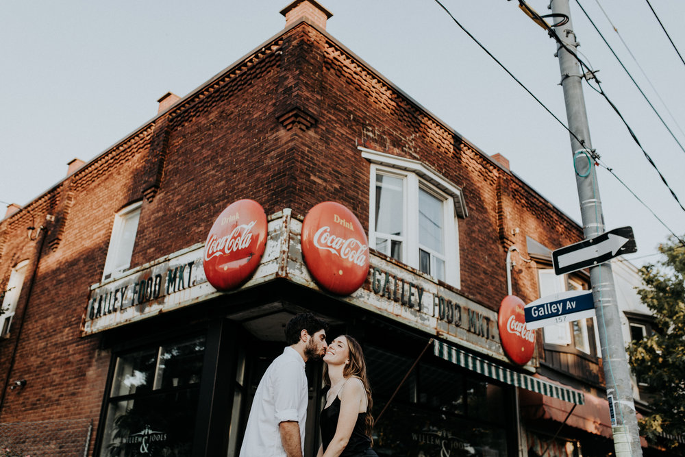 Gillian & Carlo - Toronto, ON