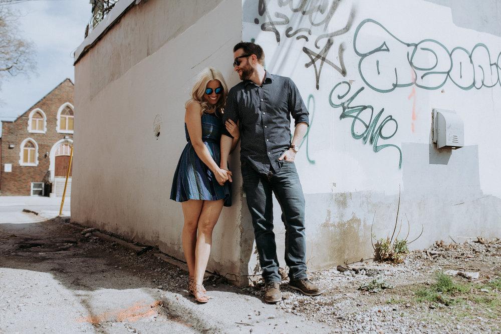 Sarita & Dan - Toronto, ON