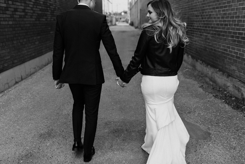 Lifestyle Wedding Photography -