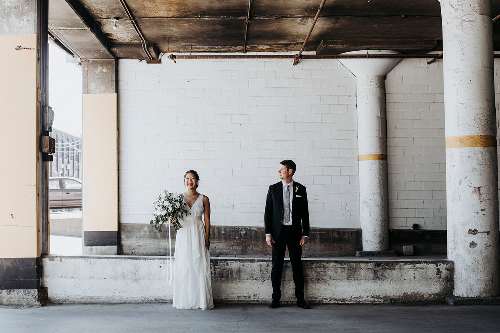 Christine & Andrew - Toronto, ON