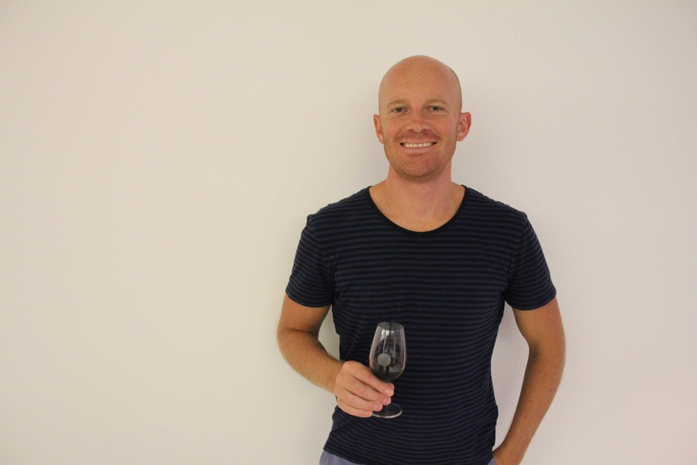 Andrew Graham Wine Tasting