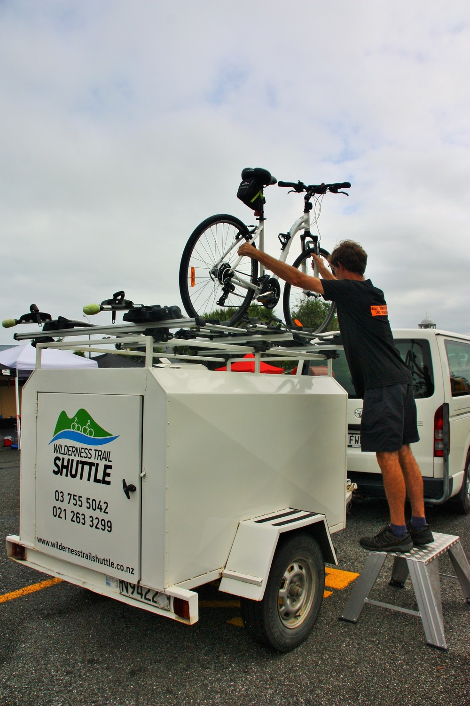 Wilderness Trail Shuttle