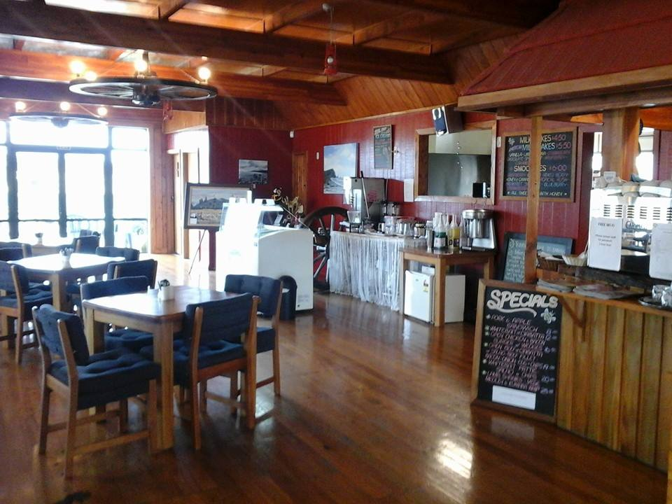 Junction Cafe & Honey Centre (near Kumara)