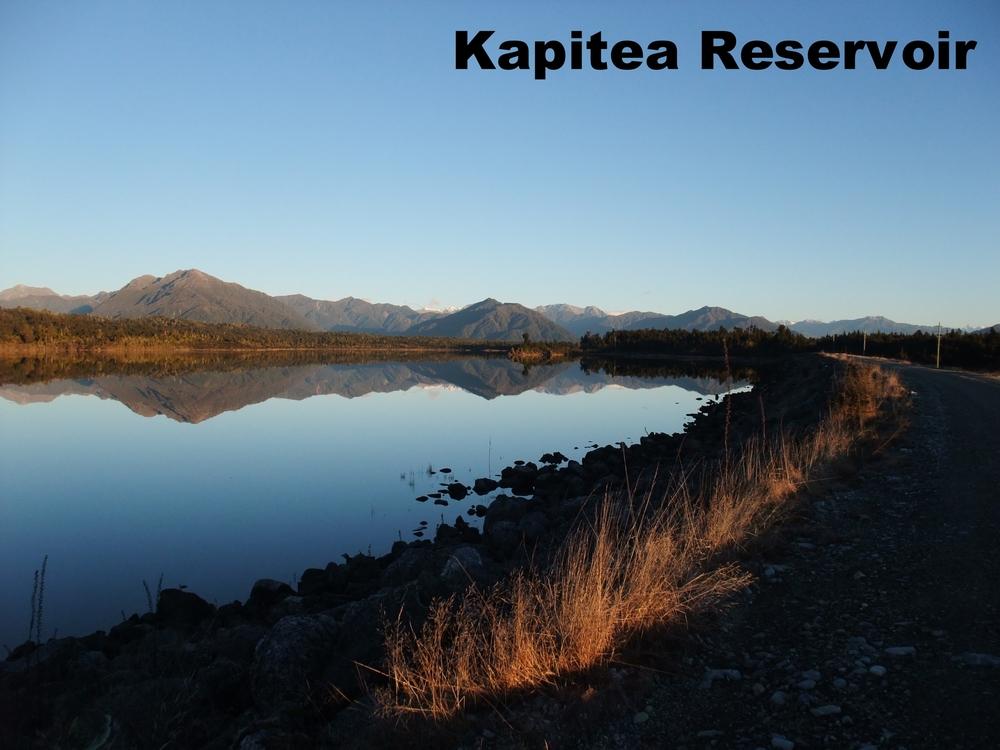 Kapitea Reservoir (Dillman's Dam), Kumara