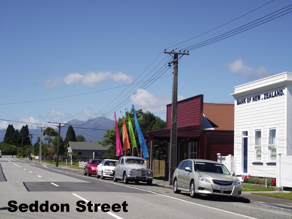 Seddon Street, Kumara