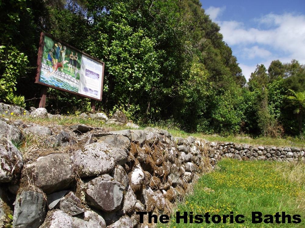 Historic Swimming Baths, Kumara
