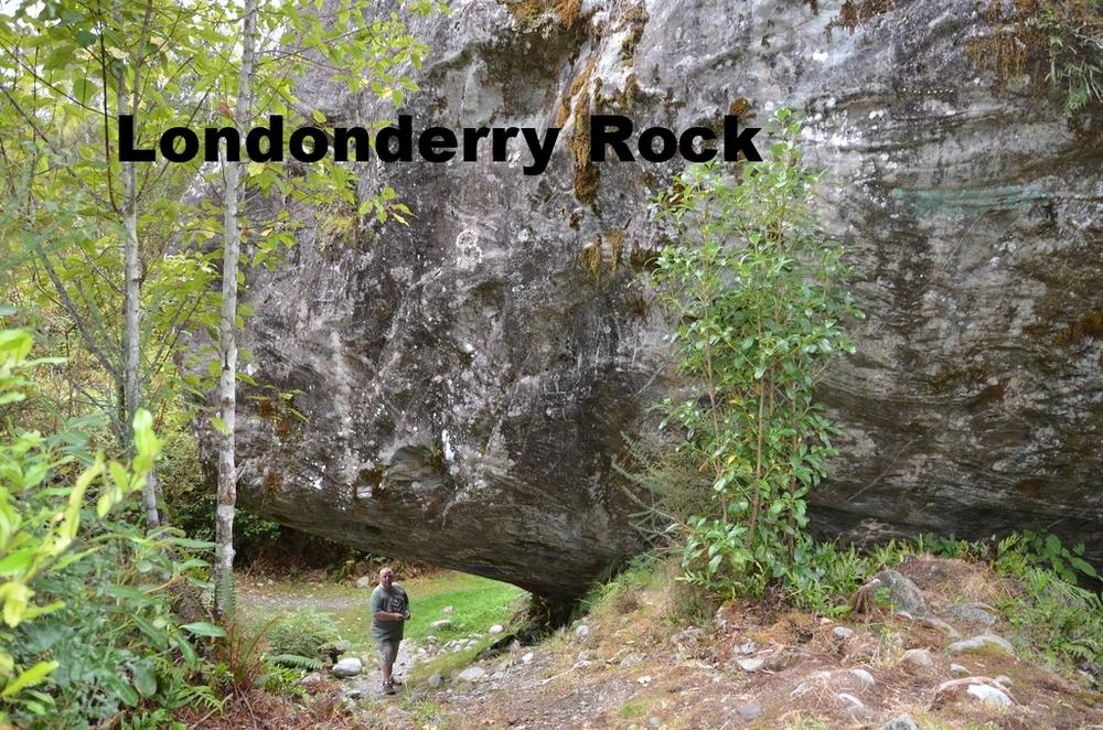 Londonerry Rock, Kumara