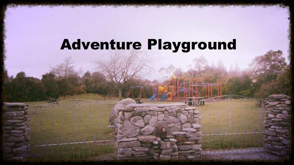 Adventure Playground, Kumara