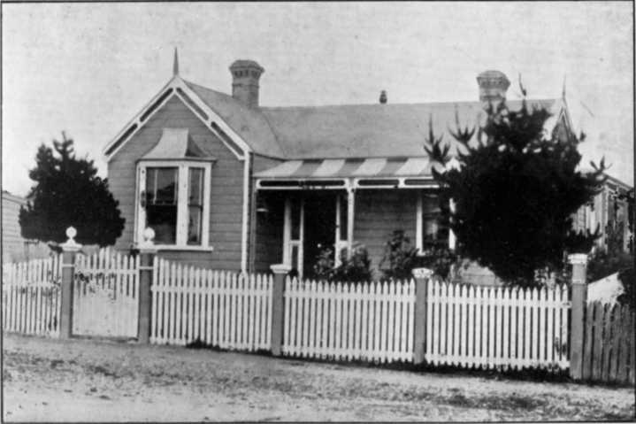 Richard Seddon's family home in Kumara