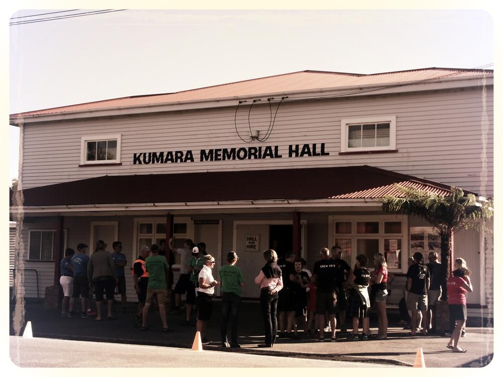 Kumara Memorial Hall