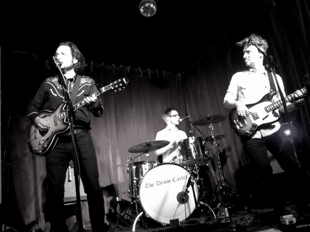 Photo by Rohan Nichol, taken at Django Bar, Sydney, March 17th 2017.