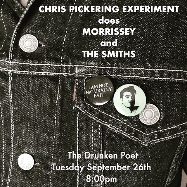 This is tonight in Melbourne. God give me patience, just no more conversations... #morrissey #thesmiths #livemusic #melbourne