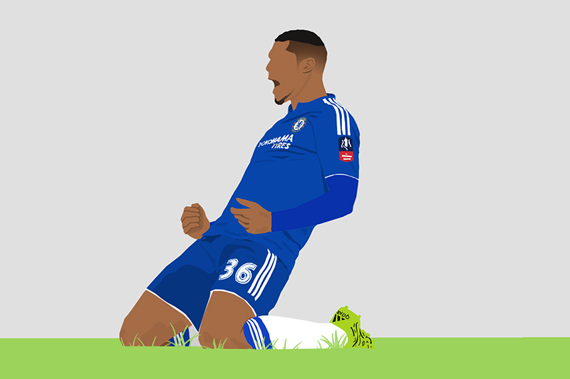 Ruben Loftus-Cheek: young, gifted and not getting a game
