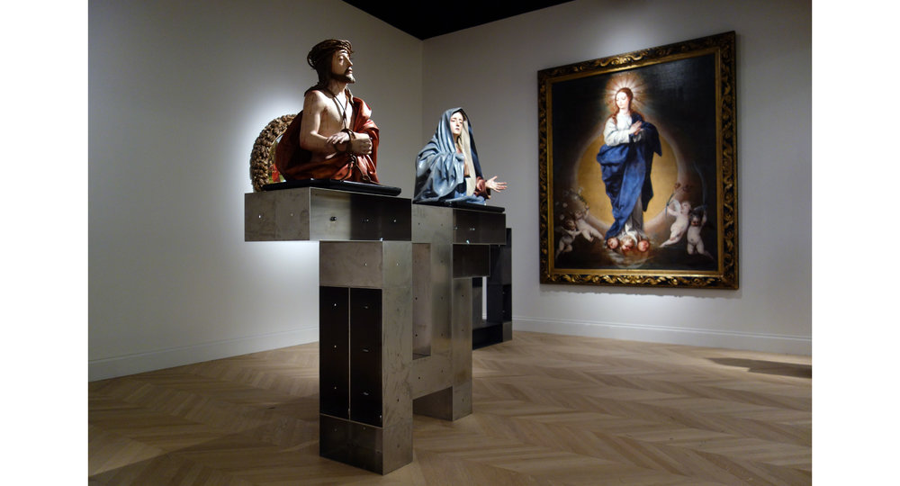 Coll & Cortés Stand 276 at TEFAF Maastricht 2014