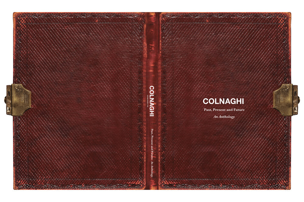 Colnaghi Past , Present and Future. An Anthology (click image to see book)