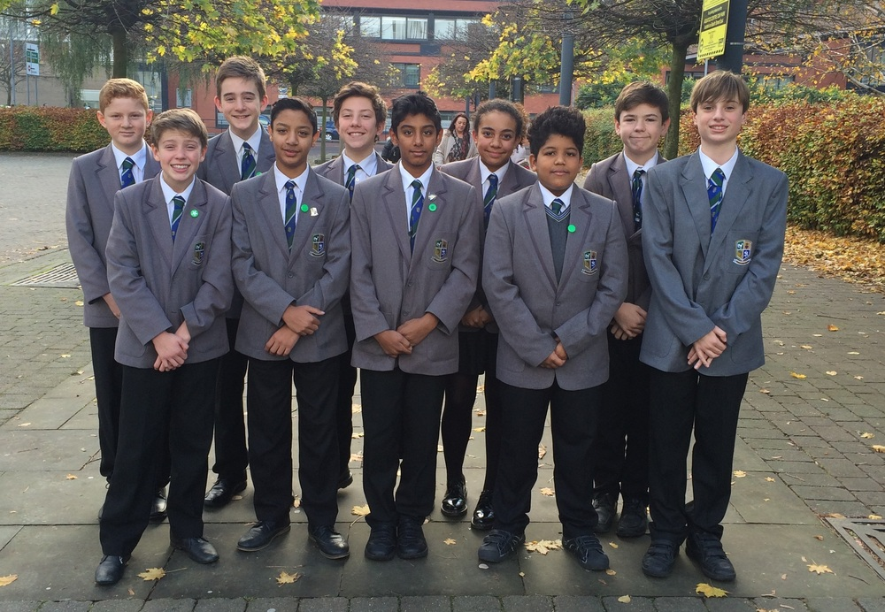U13 Water Polo Team