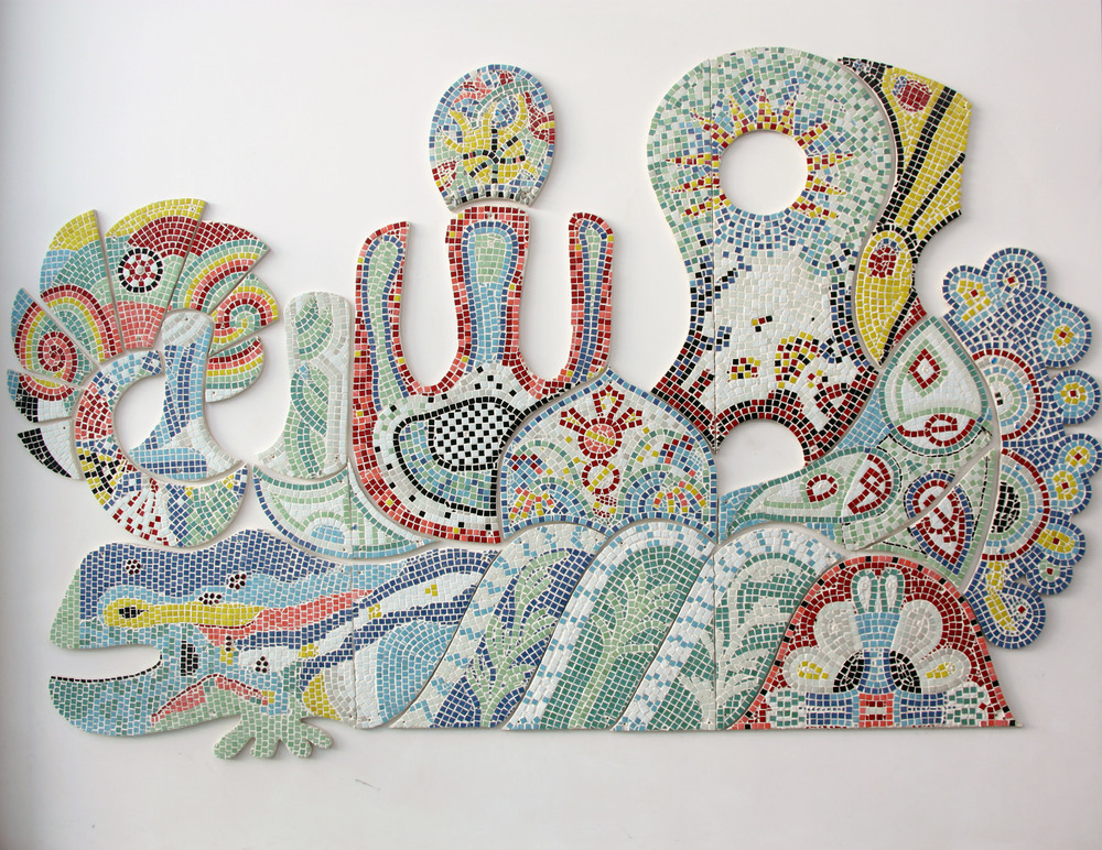 Art department display work inspired by gaudi — st bede's and st ...
