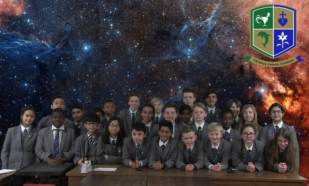 Year 8 Cosmic Classroom