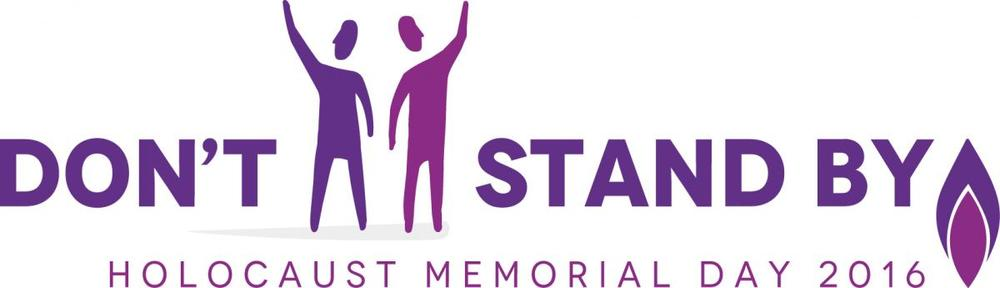 holocaust memorial day icon