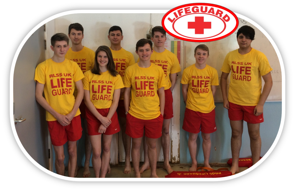 Qualified lifeguards