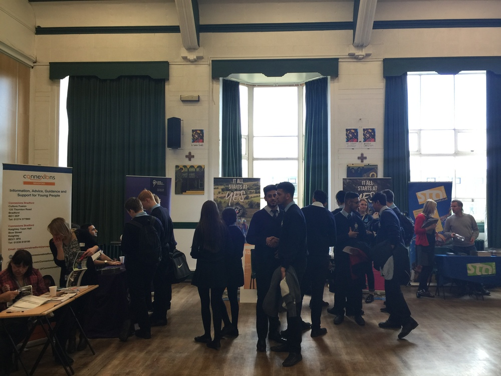 Careers fair 2