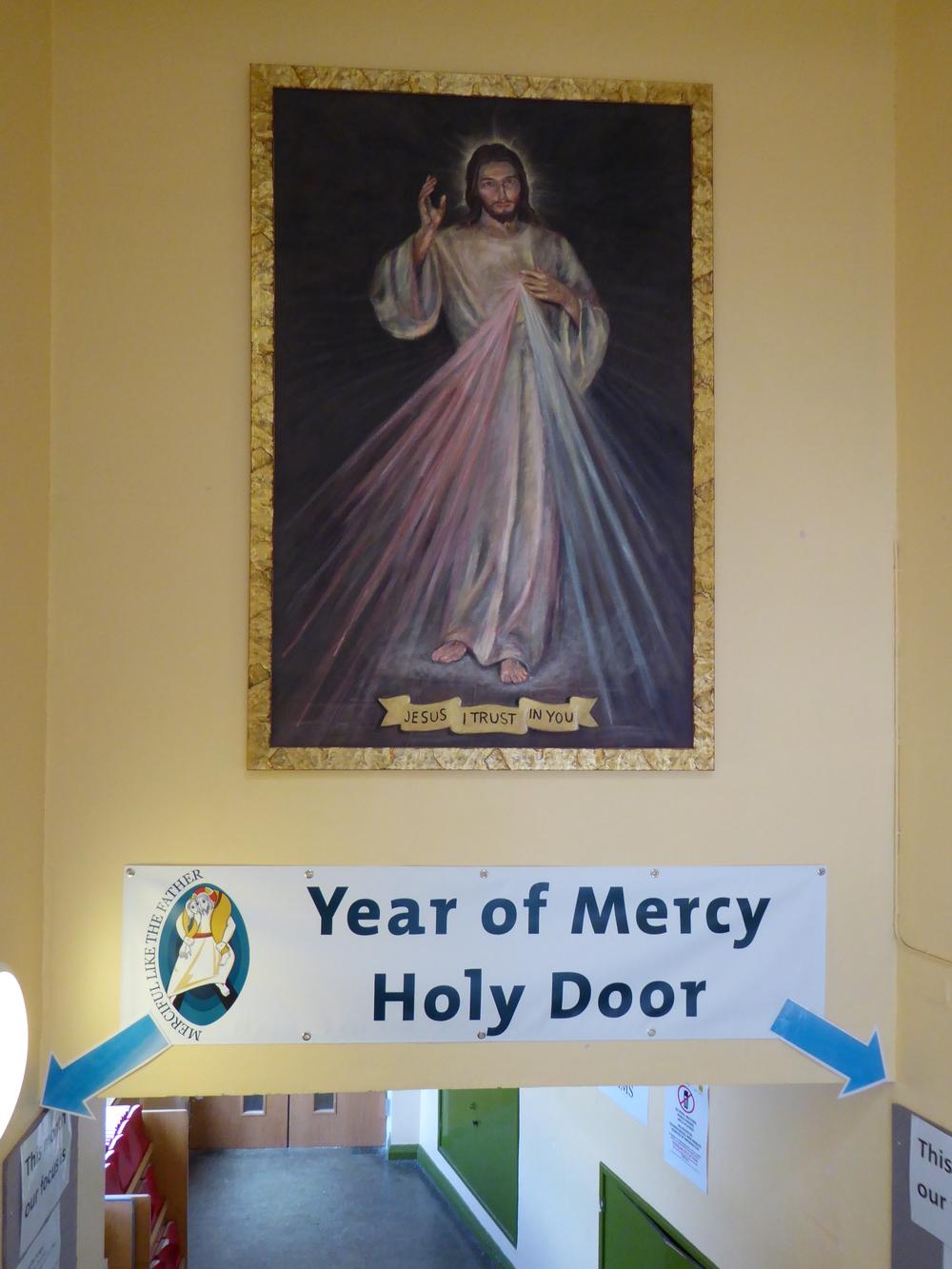 Holy Door Ignis