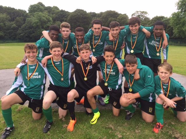 Bradford Schools Champions 2016