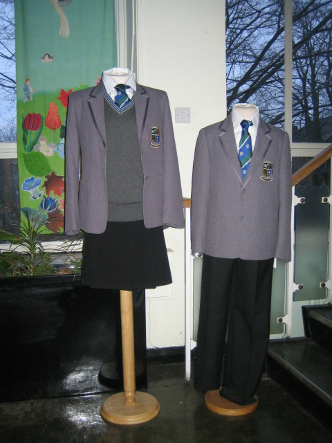 School uniform Years 7,8 and 9