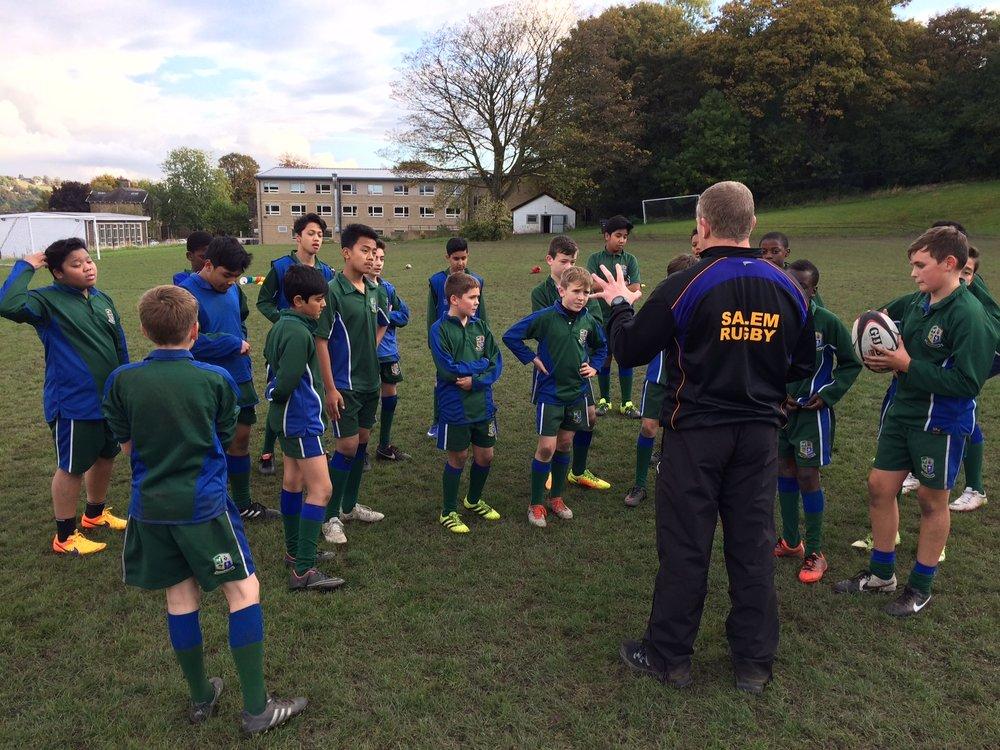 rugbytraining