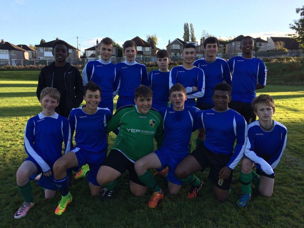 Y11 team