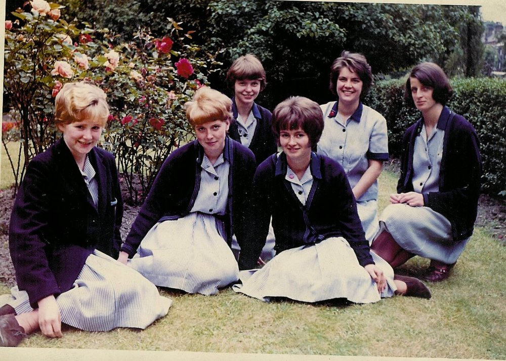 1965 This small group was called 'Cell' and was run by Mother Marie de Montford
