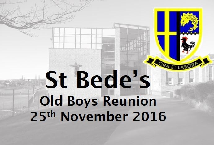 St bedes reunion