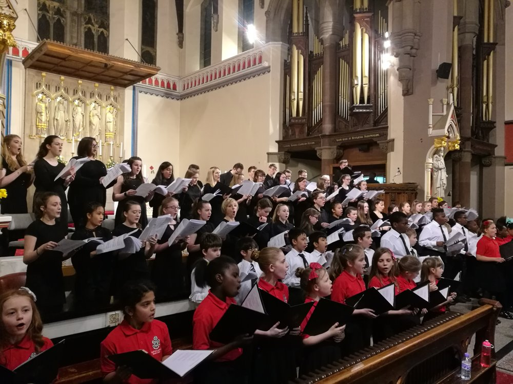 Catholic Choir