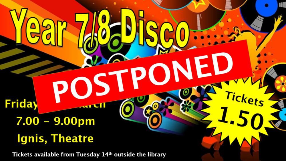 disco notice