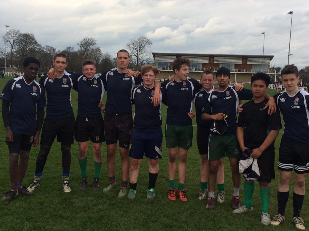 Y10 Rugby Team