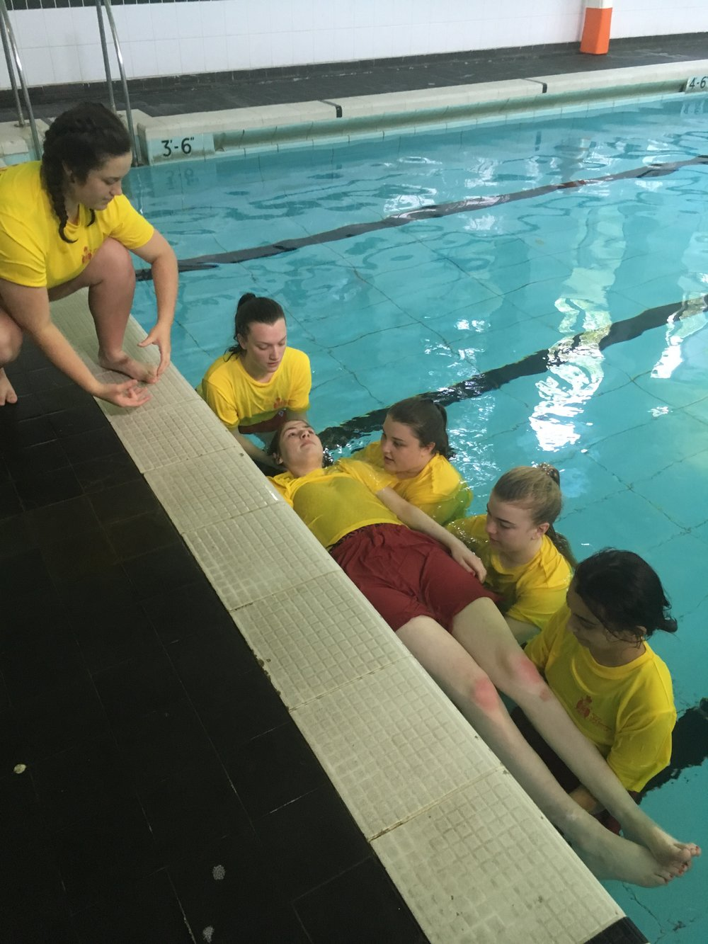 National pool lifeguard qualifications st bede 39 s and st - Emergency action plan swimming pool ...