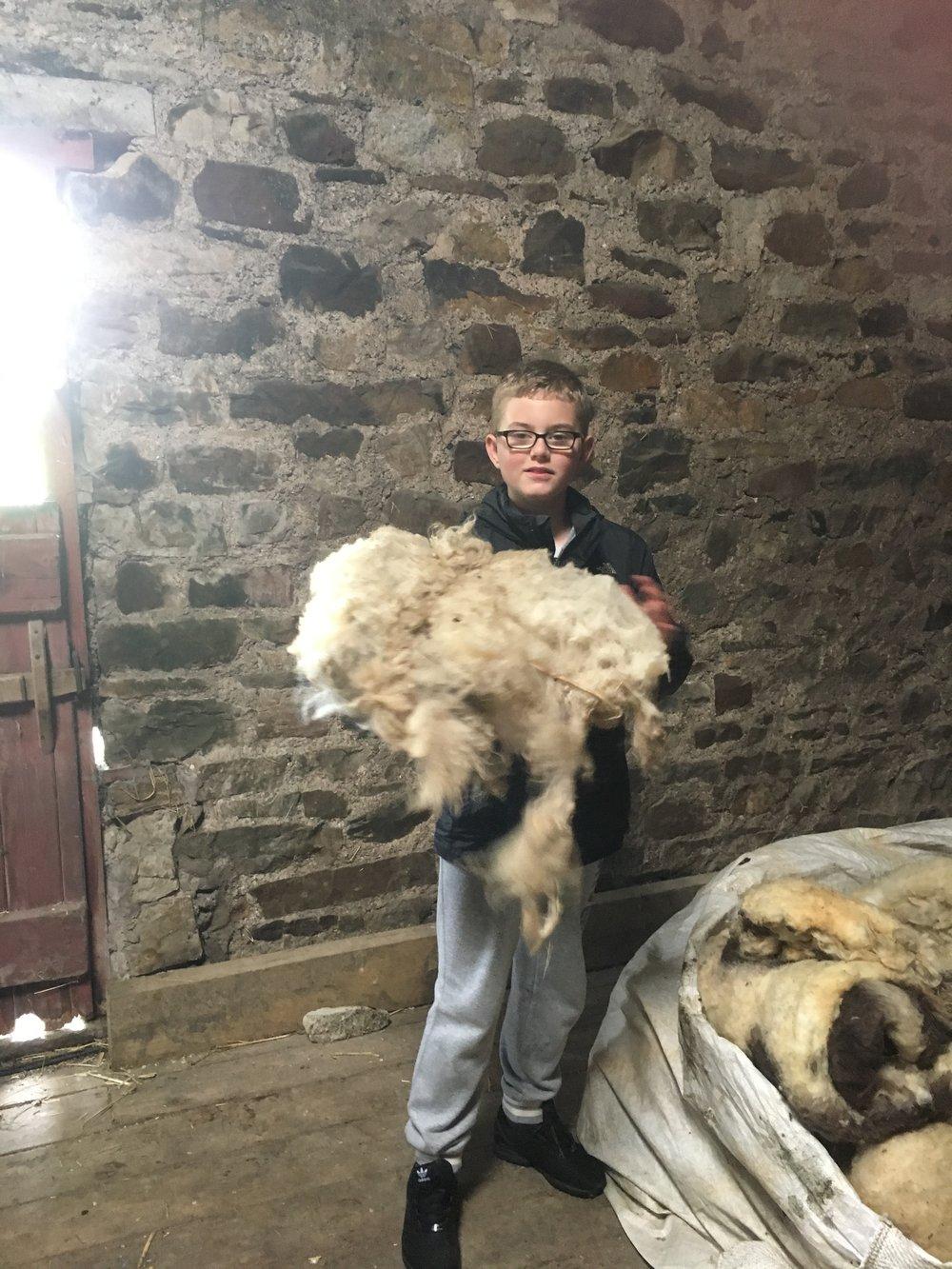 folding fleeces
