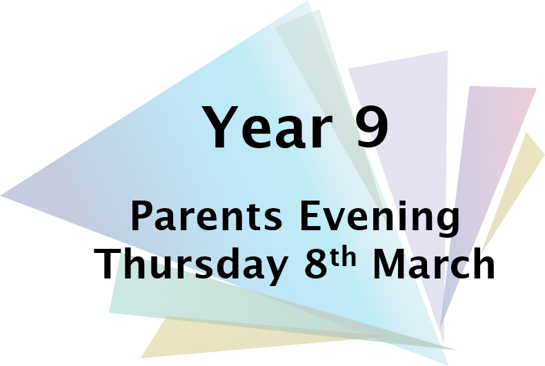 Yr9 Parents Evening