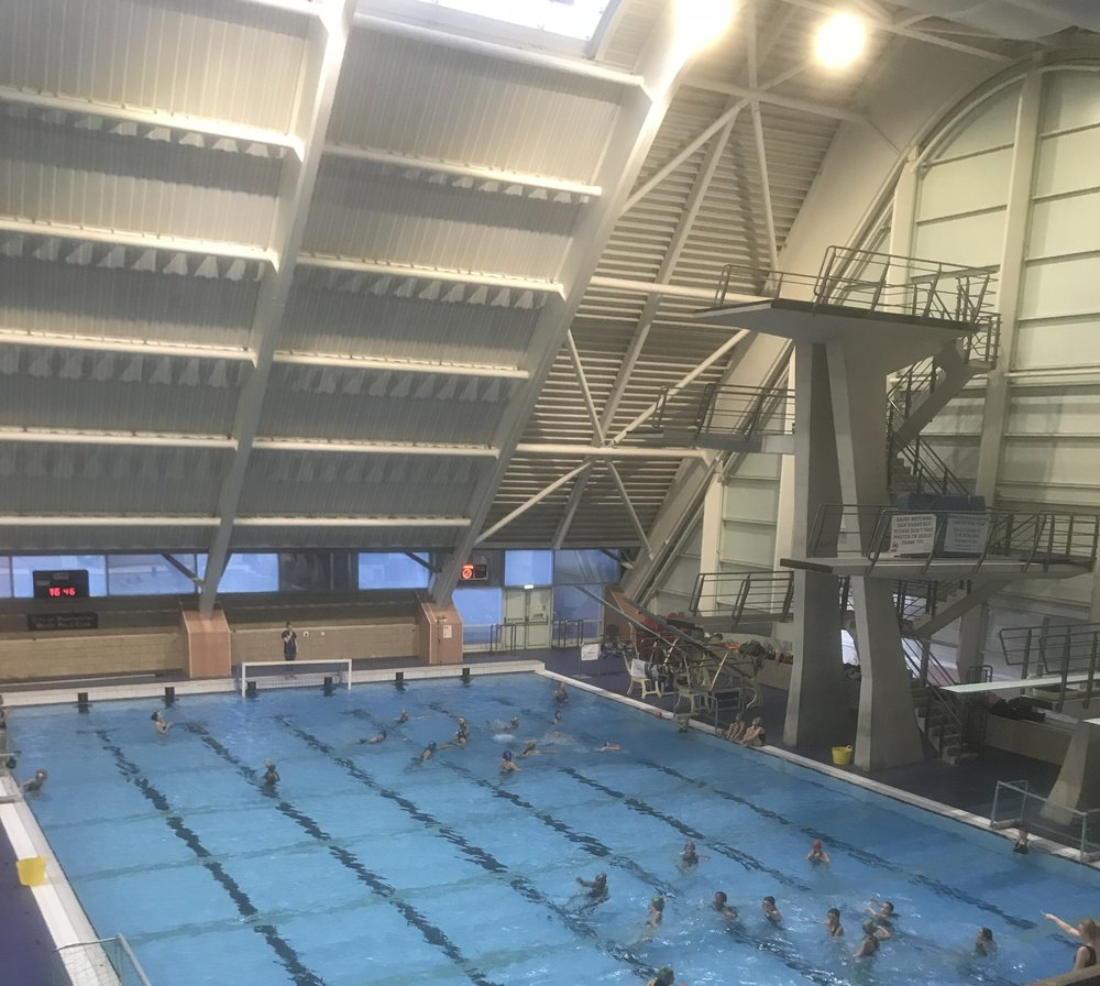 manchester aquatic centre